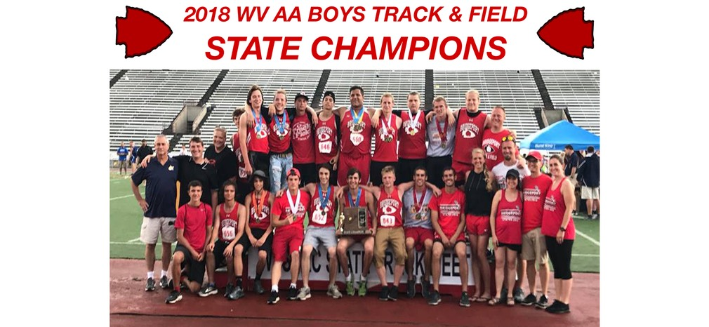 Wide BOYS T&F State Championships 2018