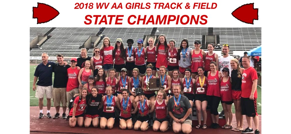 Wide GIRLS T&F State Championships 2018